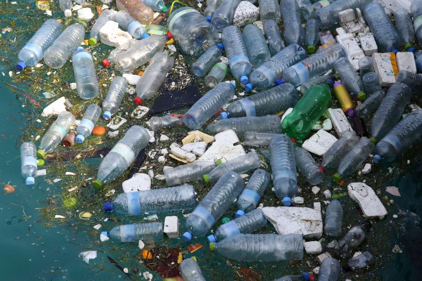 palackozott víz környezetszennyezés