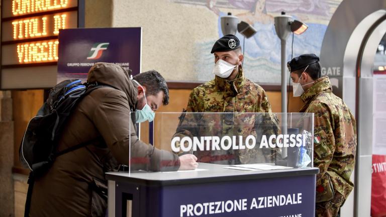 Olaszországot lezárták, de az élet nem állt meg