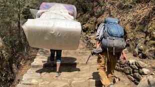 Mássz velünk a Himalájában! – Zsófi Everest-naplója, 2. nap