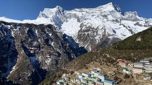 Mássz velünk a Himalájában! – Zsófi Everest-naplója, 3. nap