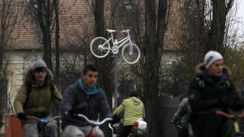 Könnyebb lesz bringázni Szolnok belvárosa és a Tisza között