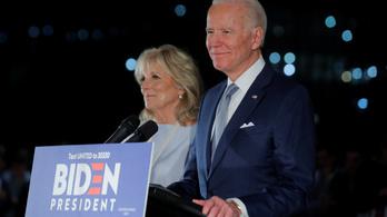 Biden fontos győzelmekkel mért újabb csapást Sandersre