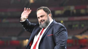 Egy görög klubtulajdonos betegsége miatt halasztják a ManCity-Arsenalt
