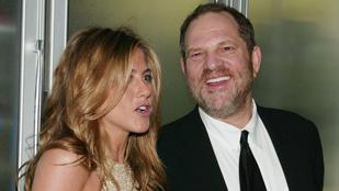 """Harvey Weinstein azt mondta, hogy Jennifer Anistont """"meg kéne ölni"""""""