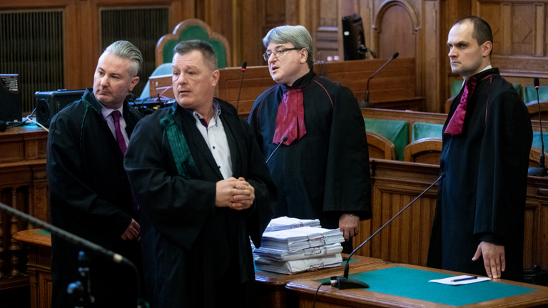 Az ukrán kapitány veseproblémái miatt húzódhat a Hableány-baleset ügye
