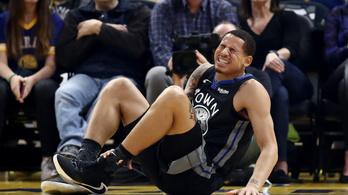 Még a rájátszásba sem jut be az NBA tavalyi döntőse