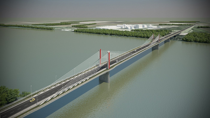 A híd látványterve