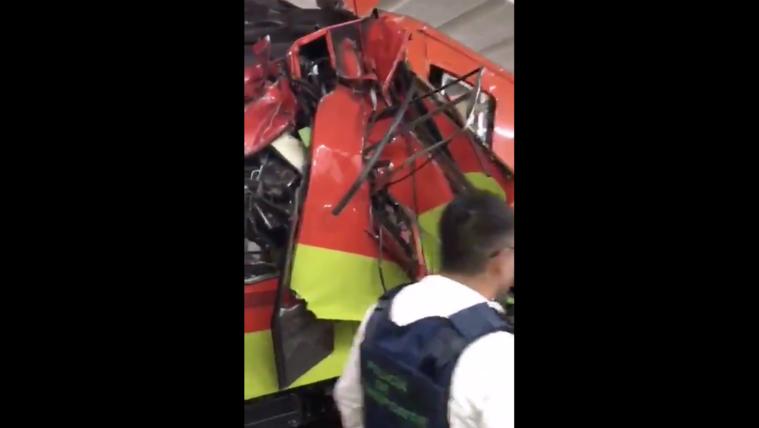 Halálos metróbaleset volt Mexikóvárosban