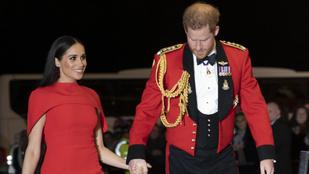 Ezek az utolsó képek, véget ért Harry hercegék utolsó hivatalos brit útja