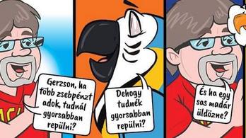 A győri polgármester alpári túlbuzgómócsingnak nevezte Orbán kedvenc sportújságíróját