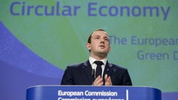 Javítható mobiltelefonokat és újrahasznosítható csomagolást tenne kötelezővé az EU