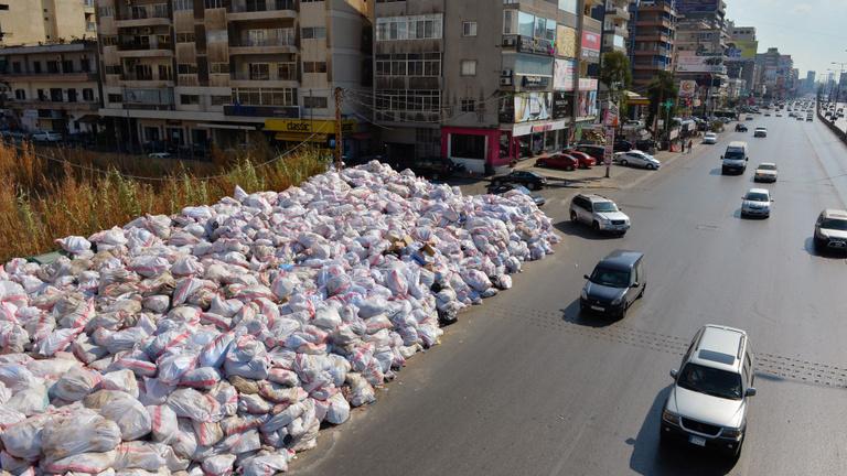 Állami piramisjáték vitte csődbe Libanont