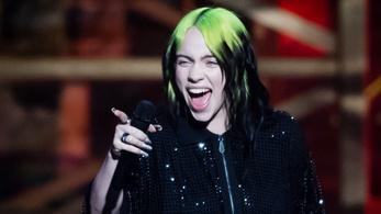 Billie Eilish Bad Guy című száma volt 2019 legnagyobb világslágere