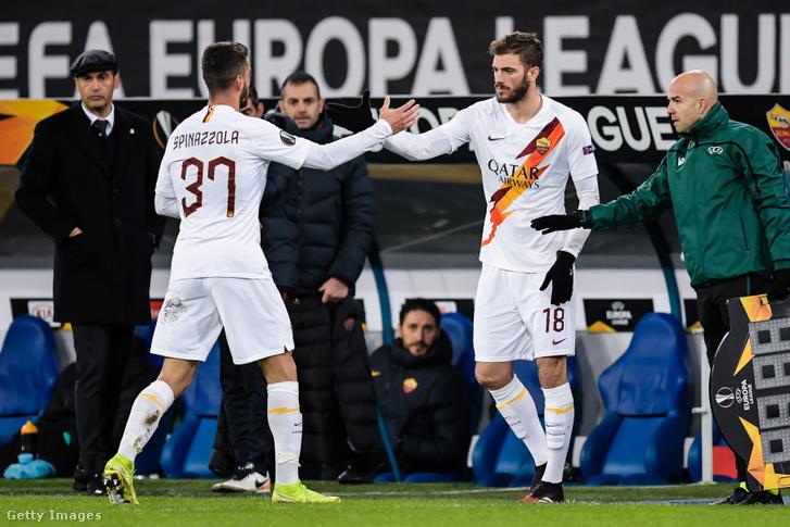 Gent-AS Roma-meccs az Európa Ligában