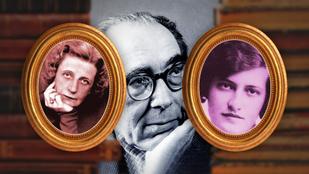 Szabó Lőrinc hármasban akart élni feleségével és szeretőjével