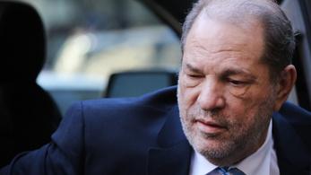 Harvey Weinstein 23 éves börtönbüntetést kapott