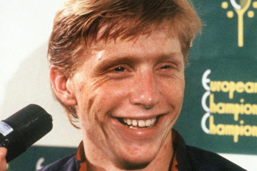 Emlékszel Boris Beckerre? Így fest 52 évesen az egykori teniszcsillag