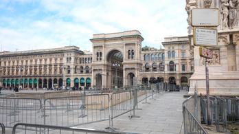 Ott üti a koronavírus az olasz gazdaságot, ahol a legjobban fáj
