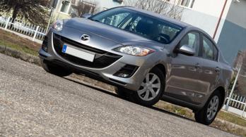 Használtteszt: Mazda 3 1,6 TE – 2011.