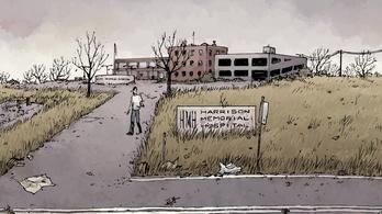 A koronavírus a The Walking Dead képregény kórházát is elérte