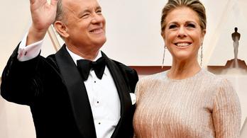 Sokat javult Tom Hanks és Rita Wilson állapota