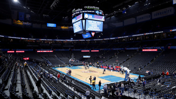 Leáll az idei NBA-szezon a koronavírus miatt