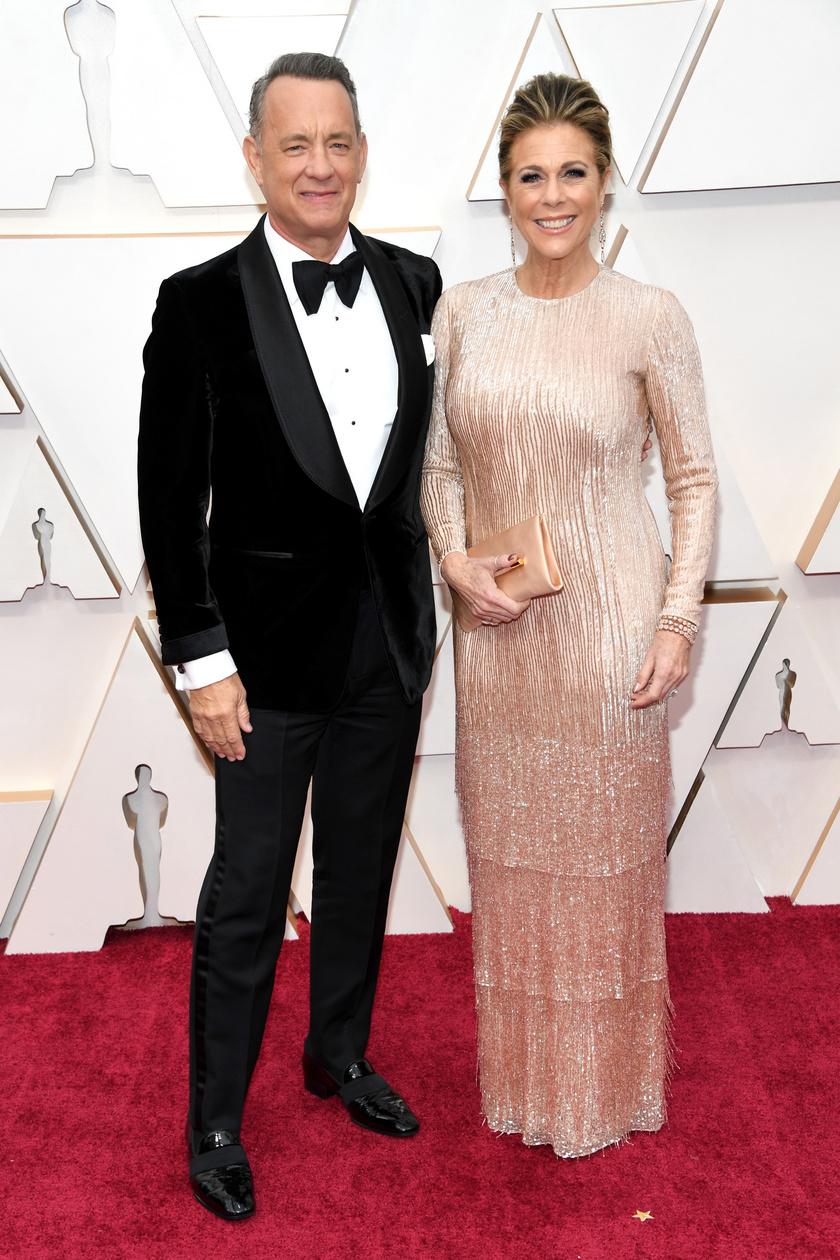 oscar tom hanks és felesége