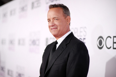 tom hanks cover
