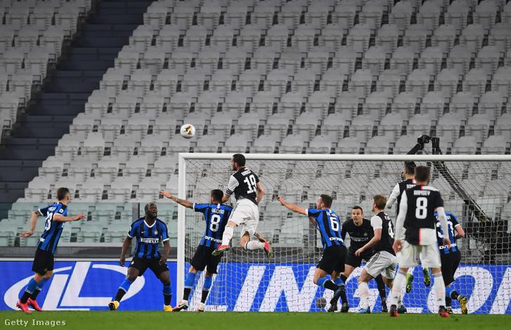 Az Inter és a Juventus vasárnapi mérkőzése