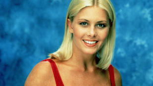 Nicole Eggert már nem úgy néz ki, mint a Baywatchban, és ez nem zavarja