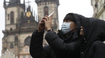 Csehországban is bevezethetik a veszélyhelyzetet
