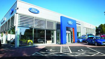 Megnyirbálná európai kereskedőhálózatát a Ford