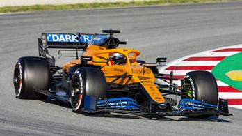 A McLaren visszalép az Ausztrál Nagydíjtól, koronavírusos az egyik csapattaguk