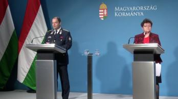 Koronavírus: az operatív törzs március 12-i sajtótájékoztatója