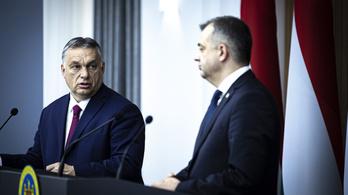 Orbán köhögéséről és kézfogásáról írnak Moldovában