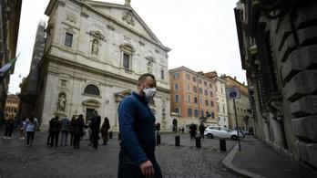 Rómában bezárják az összes katolikus templomot