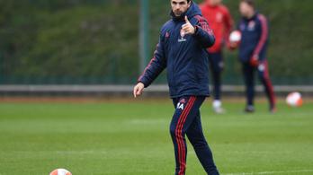 Koronavírusos az Arsenal edzője