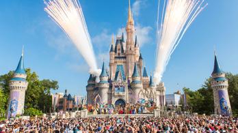 Még Disneylandet is bezárták az új koronavírus terjedése ellen
