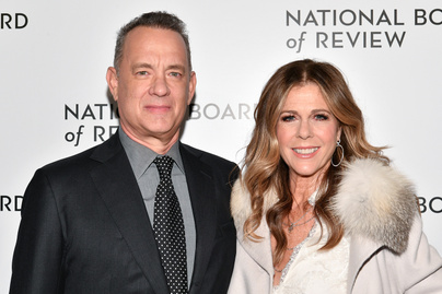 tom hanks és rita wilson cover