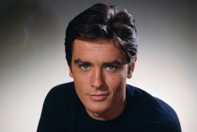 alain delon cover