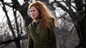 Nicole Kidman megint kétségbeesett nő lesz az HBO-n