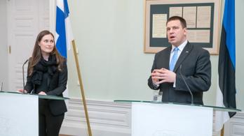 Koronavírus: Észtország szükségállapotot hirdetett ki