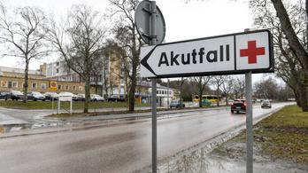 Ha valamiben nem bíznak a svédek, az az egészségügy