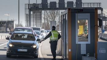 Ausztria több helyen lezárta a határt Magyarország felé