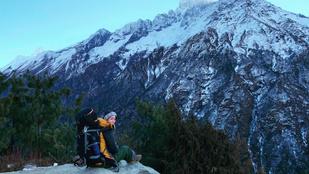 Mássz velünk a Himalájában! – Zsófi Everest-naplója, 4. nap