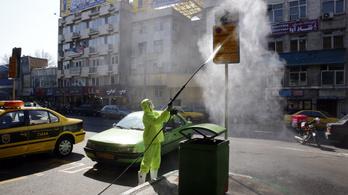 Az egész világon fertőtlenítik az utcákat. Pedig sok értelme nincs