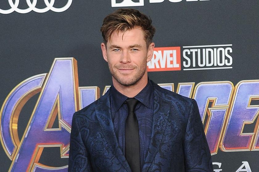 Chris Hemsworth magyar származású felesége gyönyörű nő - Már 9 éve házasok