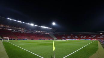 Szerbiában is zárt kapus lesz minden futball-mérkőzés