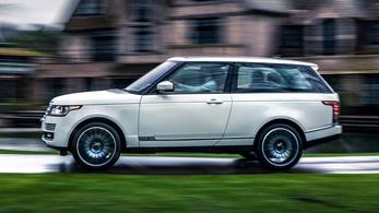 Mégis készül háromajtós Range Rover