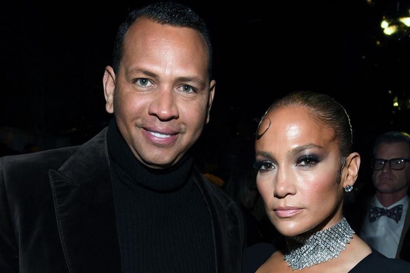Ciki volt, ahogy Jennifer Lopez és vőlegénye megismerkedett - A férfi vallotta be